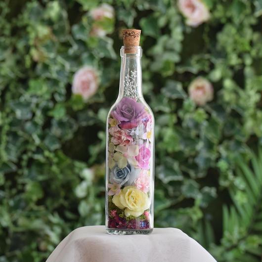 ボトルフラワーココロハナ  S size   #2003