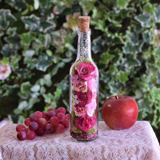 ボトルフラワーココロハナ S size  #101520