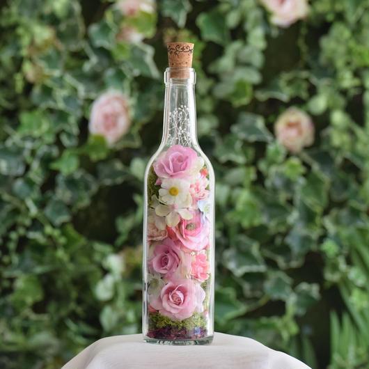 ボトルフラワーココロハナ  S size  #2001