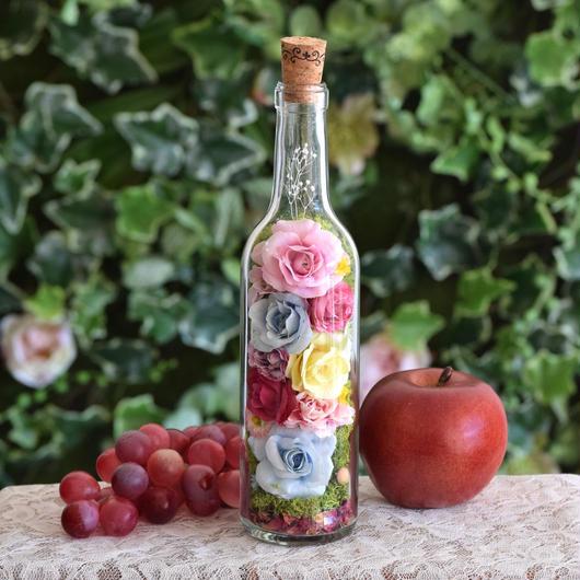 ボトルフラワーココロハナ S size  #101701