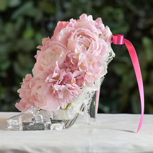 プリンセスシューズ  ピンク