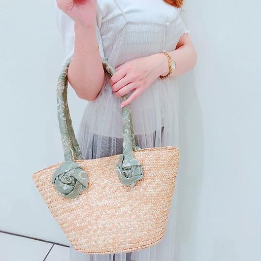 Bazaar限定item⋈♡*。゚ Ribbon Rose Bag
