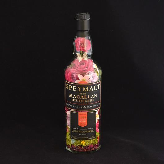 ボトルフラワーココロハナ Whisky Collection現品のみ