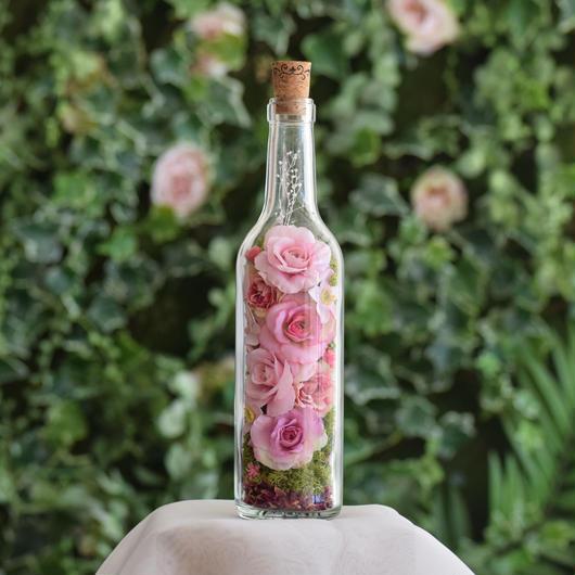 ボトルフラワーココロハナ  S size #2002
