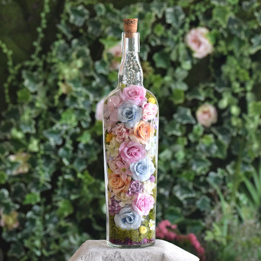Bottle flower cocorohana  Special   #001