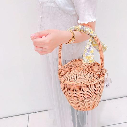 Bazaar限定item。・:+°🦋 Flower Basket❁.*・゚