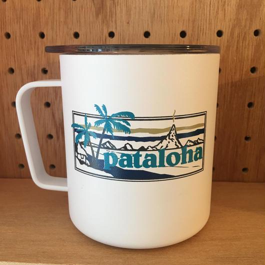 Patagonia Hawaii ステンレスマグカップ