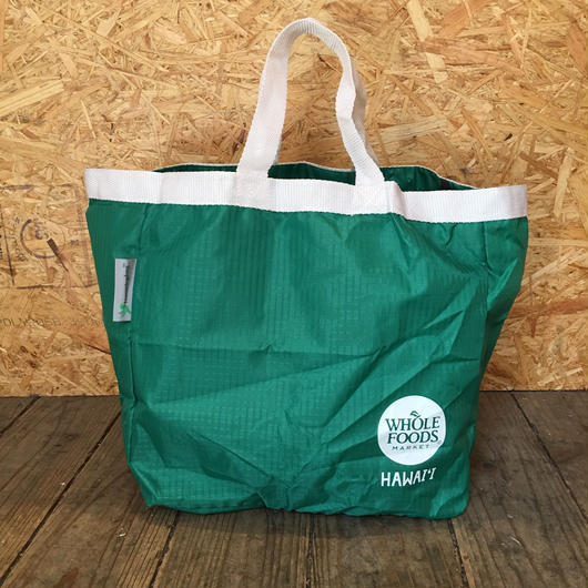 WHOLE FOODS HAWAII エコバック