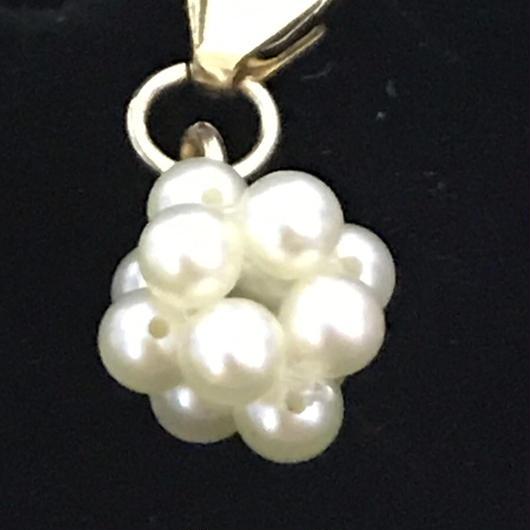 あこや本真珠チャーム C02