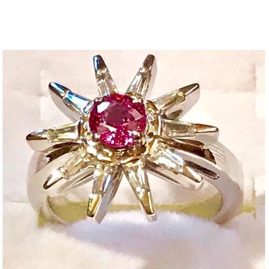 Star VenusⓇ Jewelry   ピンクサファイアリング