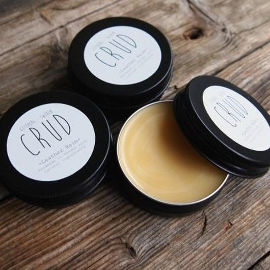 CRUD Leather Wax 30ml