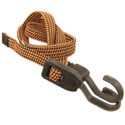 HIGHLAND fat strap adjustable bungee (orange)
