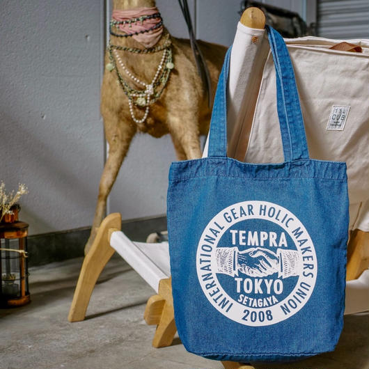 TEMPRA GEAR HOLIC トートバッグ