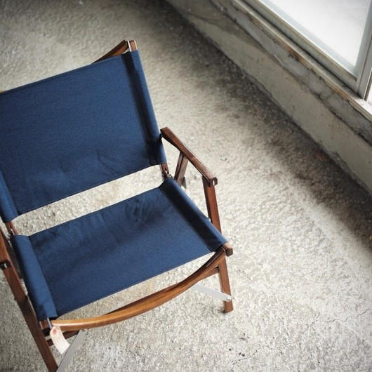 Kermit Chair WALNUT -NAVY-