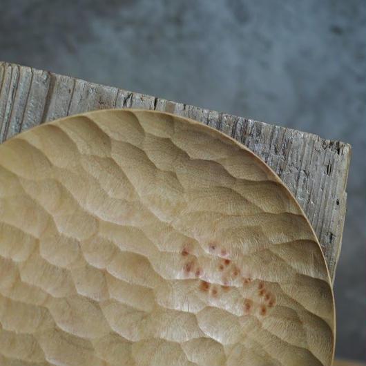 AKIHIRO WOODWORKS Wood Plate 210