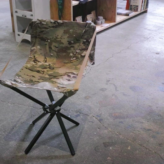 BALLISTICS INDUSTRIES   LX CHAIR,MULTICAM×Beige