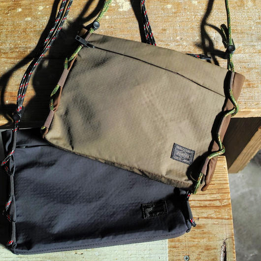 White Mountaineering WM x PORTER SPECTRA MUSETTE