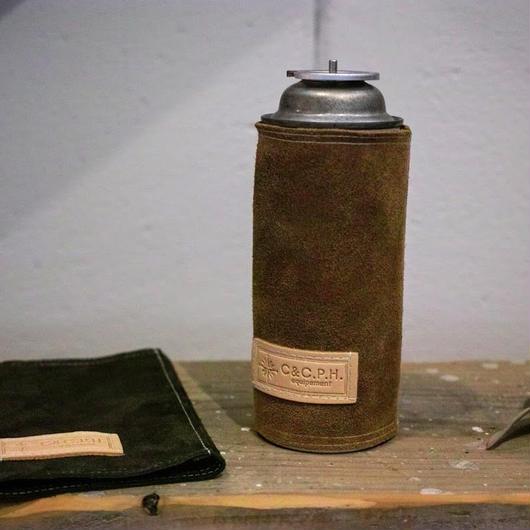 C&C.P.H. EQUIPMENT,CB缶CASE(ベロア)