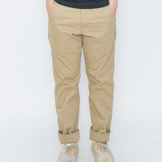 DEEPER'S WEAR FAST PASS CHINO / BEIGE /