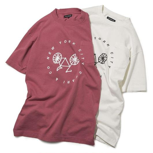 CHARI & CO  CONNIE CYCLE PKT TEE