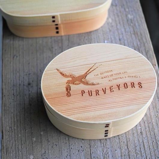 Purveyors WAPPA BENTO BOX,Size S