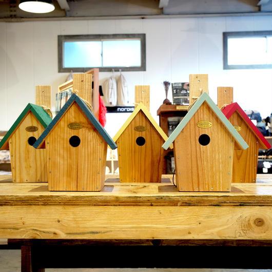 HACHIGAHANA & THINGS Bird House