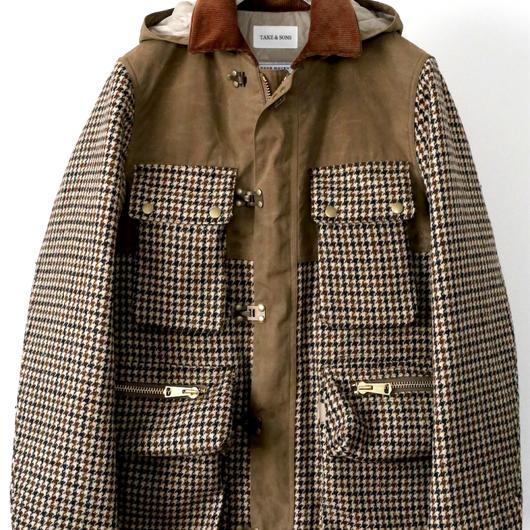 TAKE&SONS Trapper Jacket