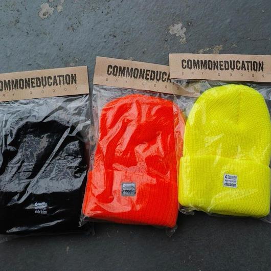 COMMON EDUCATION, AUTHENTIC KNIT CAP