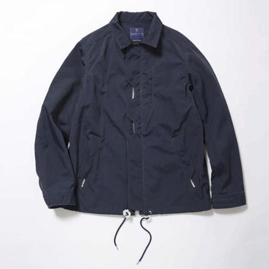 Meanswhile   Blackboard Cloth Odd Job Flap Coach Jacket