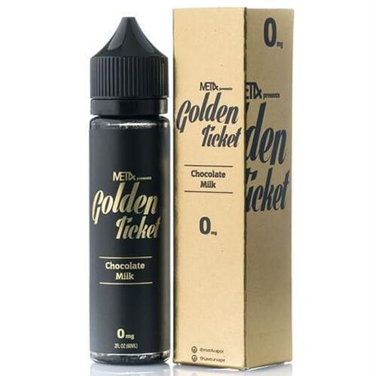【スイーツ系】Saveur Vape MET4 Golden Ticket 60ml