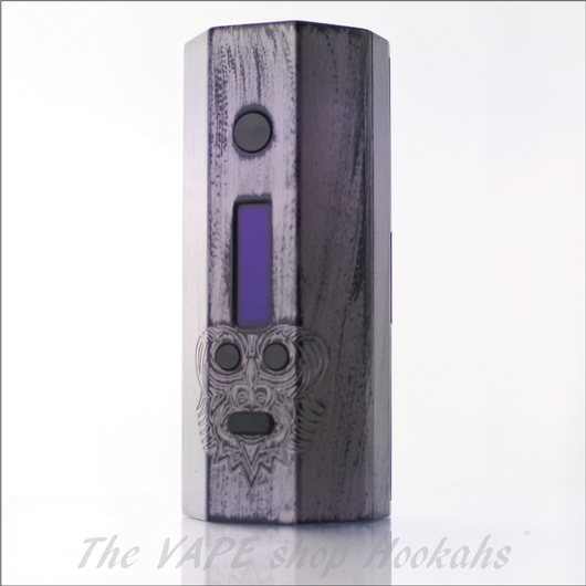 【中古】Kennedy Enterprises KENNEDY BOX MOD Brushed silver black DNA 250基盤搭載