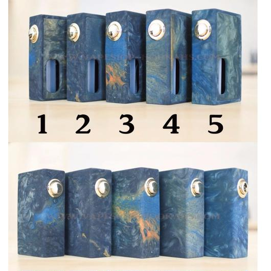 Ram box mod 18650 BF BOX MOD by STENTORIAN VAPOR  メカニカルスコンカー メカスコ