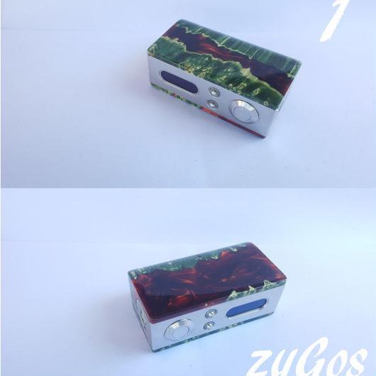 zyGos DNA40G Mirror Finished 2-1