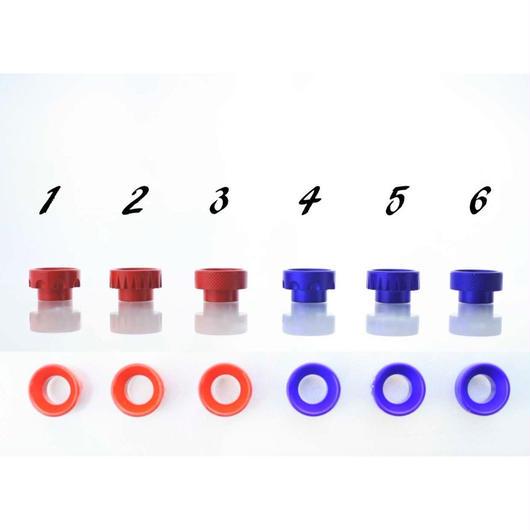 810径 Drip Tip各種 ハーフインチ