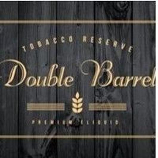 【スイーツ】【タバコ】Double Barrel Tobacco Reserve 60ml 全3種類