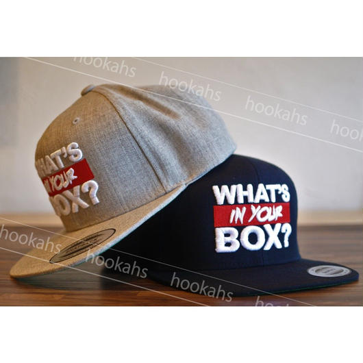 VAPE CAP【 WHAT in your BOX? 】