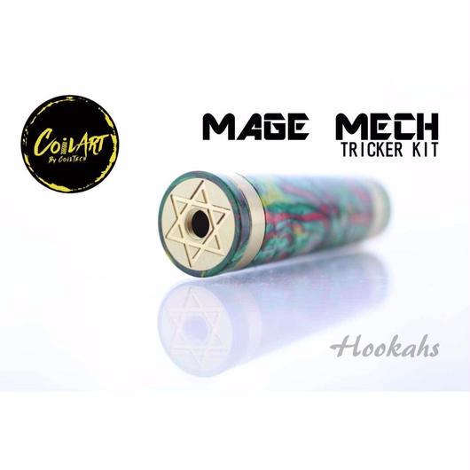 CoilART MAGE MECH Tricker Kit Resin 24mm