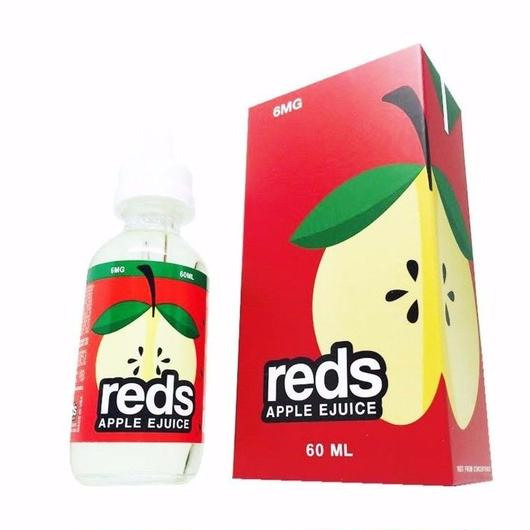 【フルーツ】REDS  APPLE EJUICE 60ML 全5種