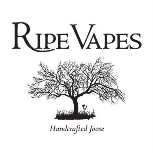 【タバコ】  【スイーツ】RIPE VAPES 60ml 全10種