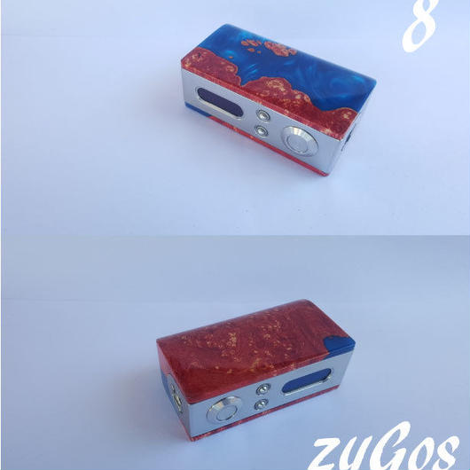 zyGos DNA40G Mirror Finished 2-2