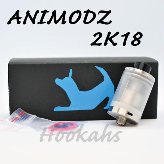 Doggystyle 2K18  RTA 22mm by Animodz 1stモデル