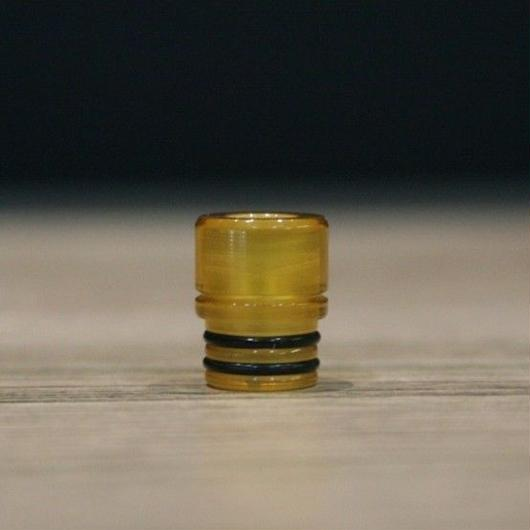 Steam Tuners T8 Ultem Polished ドリップチップ 510径