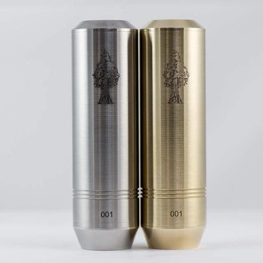 Alpine mods - The General - Stainless Steel
