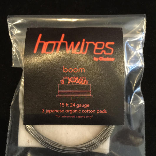 Hotwires by Chadster Boom(24Gauge)