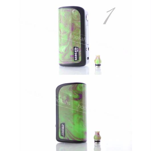 SBODY Legend DNA75 26650バッテリー グリーン