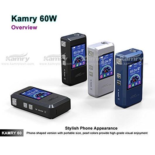 Kamry 60W MOD 電子たばこ スターターキット