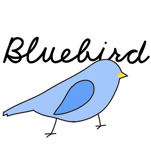 【スイーツ】Bluebird  e-liquid   60ml 全3種