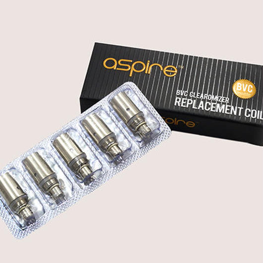 Aspire K1 Glassomizer 交換用コイル