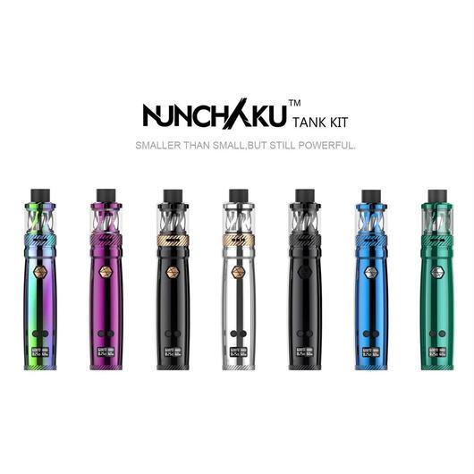 【テクニカルTUBE MOD】【VTC4バッテリー付】UWELL Nunchaku Starter Kit 80W