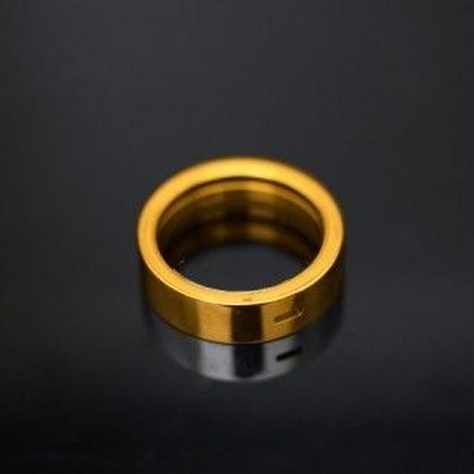 The Golden Greek Esterigon Ad Ring Brass Shined